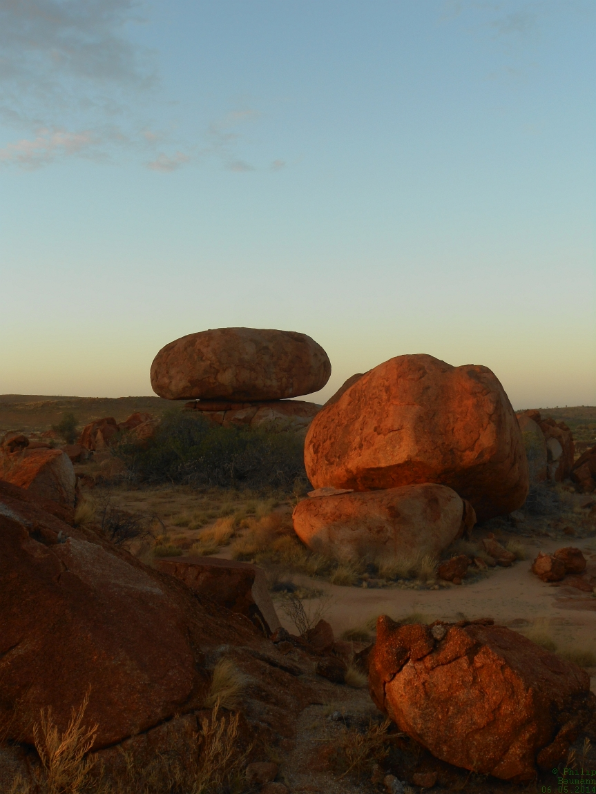 Devils Marbles Travel Photography